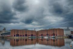 Albert Dock reflections (jimmedia) Tags: dock side liverpool albert water merseyside architecture marine trade reflection waterfront