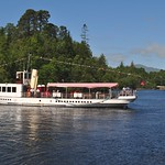 Loch Katrine, Trossachs, Stirlingshire, Stirling and Falkirk, Ecosse, Royaume-Uni. thumbnail