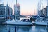 Refllection (Maria Eklind) Tags: småbåtshamn buidling båtar malmö dockan marina reflection spegling sweden outdoor boats architecture winter ice skånelän sverige se