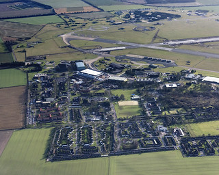 RAF Marham aerial
