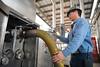 Biodiesel_Plant_stock_photos_-JLM-1748 (IowaBiodieselBoard) Tags: biodieselplant industry newton reg renewableenergy stockphotos workers facility josephlmurphy iowasoybeanassociation