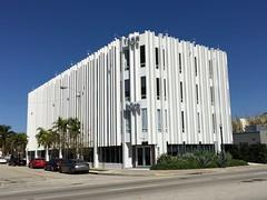 Mid-Century Office Building MIMO District (Phillip Pessar) Tags: midcentury office building mimo district architecture miami