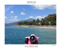 A small camera around the world (BE'N 59. Street photographer) Tags: lamontagnepelée lecarbet martinique voyages travels