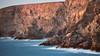 Jun 11 2018 - Pen A Gader from Trevaunance Point (AKA Semwez) Tags: atlantic cliffs cornwall evening greenisland headland landscape ocean rocks saintagnes sea seascape stagnes sunset cligga trevellas