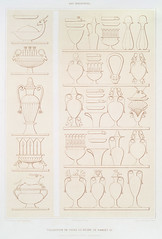 Amphora, jars and other vases from Histoire de l'art égyptien (1878) by Émile Prisse d'Avennes (1807-1879). Digitally enhanced by rawpixel. (Free Public Domain Illustrations by rawpixel) Tags: egyptian otherkeywords amphora anillustrationoftheegyptian ancestry ancient ancientegyptian ancientegyptianart antique archaeological archeology art artwork cc0 design designing drawing dynasty egypt egyptiandesignvase egyptiankingdom egyptianpottery egyptien egyptology empire handdrawn histoiredelartégyptien historical history illustration jars kingdom mythology old oldfashioned outlines outlinesfromtheantique pattern psd publicdomain sepia sketch story traditional vases vintage émileprissedavennes