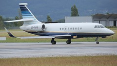 OO-DFG (Breitling Jet Team) Tags: oodfg abelag aviation euroairport bsl mlh basel flughafen lfsb