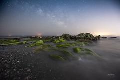 Vía Láctea en Punta Mala (Miguel Lorenzo Fotografía) Tags: fotografíanocturna night campodegibraltar laalcaidesa cádiz nikond810 nikkor1424 cielo sky víaláctea milkyway stars