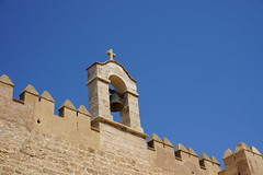 Almeria, Spain (mattk1979) Tags: almeria sun outdoors city buildings spain europe old historic arab moorish alcazaba fortress sky clouds