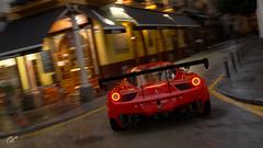 Ferrari 458 GT3 (Matze H.) Tags: ferrari 458 italia gt3 gt sport gran turismo wallpaper 4k uhd scapes