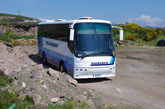 IMGP0824 (Steve Guess) Tags: gairloch scotland gb uk westerross a4hfy bova futura coach bus depot yard outstation r636vyb port henderson