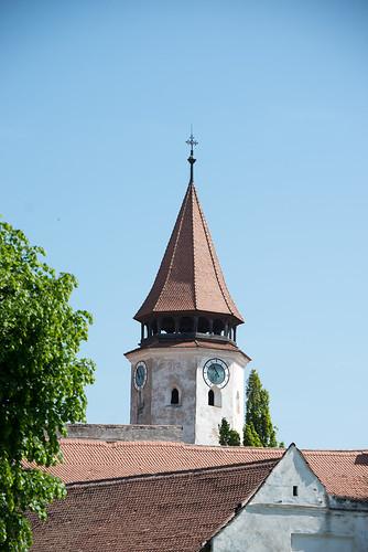 Churches of Prejmer, Romania ©  Andrey