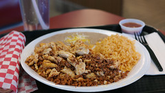 Choripollo plate Maria's Mexican Food in Valley Junction West Des Moines, Iowa (Tyrgyzistan) Tags: valleyjunction westdesmoines suburbandesmoines centraliowa polkcounty mexicanfood comidamexicana taqueria