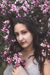 Purple. (_ALBX_) Tags: outdoor flower portrait photography photographer woman ottawa canon canon80d 30mm sigma art albxphoto albx