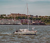"""Boating On Hudson River (nrhodesphotos(the_eye_of_the_moment)) Tags: p61201363001084 """"theeyeofthemoment21gmailcom"""" """"wwwflickrcomphotostheeyeofthemoment"""" boat water hudsonriver manhattan newjersey sky architecture buildings outdoors spar"""