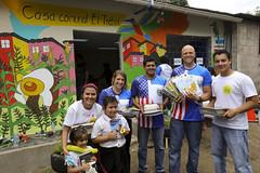 Voluntariado El Trebol JQ042 (US Embassy San Salvador) Tags: elsalvador embajadaamericana embajadadelosestadosunidos juanquintero diadelaamistad comunidadeltrebol glasswing fundacionleernoshacelibres voluntariado