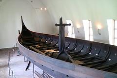 Vikingskipshuset: Vikingskipet Gokstad (*890) (Pavel Zalesky) Tags: norway norge oslo vikingskipshuset viking ship museum travel vacation
