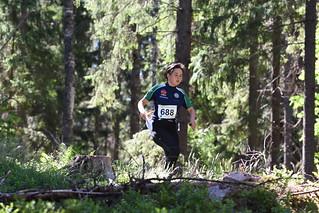 Helsinki O-Games - day 1, last control point (Espoo, Velskola, 20180609)