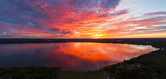 Everyday's a Revolution (Matt Champlin) Tags: life beauty time beautiful timeless birthday june work break school sunset flx fingerlakes colorful amazing nature landscape drone aerial reflection peace peaceful purity summerbreak vacation holiday outdoors winery lake cayuga geneva 2018 dji djiphantom4 phantom4pro fire incredible
