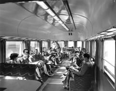CB&Q Observation Car Interior (Chuck Zeiler) Tags: cbq observation car interior burlington railroad passenger train hedrichblessing chz