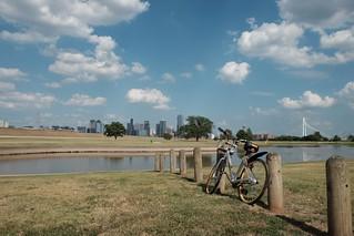 Rent A Bike Under Summer Sky