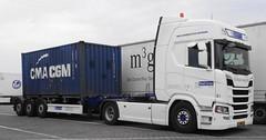Scania CR HL TSI Roadcargo, Barendrecht (rommelbouwer) Tags: scania tsi