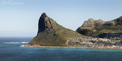 The Sentinel (Gabriel Paladino Photography) Tags: pano panorama panoramic capetown scenery sea mountains houtbay houtbayharbour harbourheights mountain scenic cape peninsula atlanticocean coastal noordhoek southafrica sudafrica turismo travel travelling canon ocean oceano montaña ciudad city beach playa landscape seascape paisaje sentinel hangberg