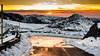 COVADONGA (hugosabariz94) Tags: lagos covadonga asturias asturiasig igasturias invierno winter water road snow nieve niebla atardecer naturaleza naturalparadise paraisonatural puestadesol sunset sol sun sky fujinon fuji fujifilm fujifilmxt2 fujixt2
