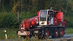 D - Wagenborg Terex (BonsaiTruck) Tags: wagenborg terex kran autokran mobilkran crane cranes grue lifter