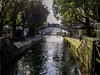 Canal Saint-Martin (Tony Tomlin) Tags: france paris europe canalstmartin waterway locks bridges