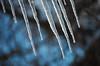 DSC_0553 (hollyzade) Tags: nikond40 nikon nature ontario canada winter cold ice icicles blue lines bokeh