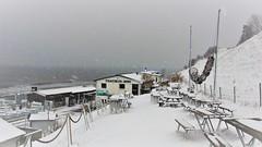 Snow @ Easter - trip to Ales Stenar - Kàseberga - Skàne - Sweden (janvandijk01) Tags: snow sneeuw pasen easter kaseberga skane zweden sweden ales stenar stenen viking stones megaliet
