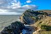 The Stair Hole (Peter Leigh50) Tags: lulworth stair hole dorset sea seascape sky cliff beach shore landscape landschaft fuji xt10 fujifilm