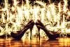 Heels & fireworks (Davide Solurghi Photography) Tags: davidesolurghiphotography davidesolurghi heels heel highheels tacchi tacco shoes decollete footwear plateau talons scarpa scarpe calzatura calzature fireworks lights painting lightspainting