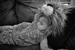 111:365 - In the jungle, the lion sleeps tonight (LostOne1000) Tags: 210418 365challenge 365the2018edition 3652018 agegroups april camera children daughter day111365 equipment night pentax pentax2470f28edsdm pentaxk1 pentaxlenses people photography relationships time toddler cy365
