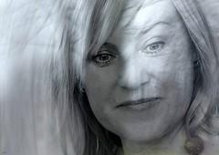 Approaching (Ramunė Vakarė) Tags: woman face double lithuania eičiai ramunėvakarė light