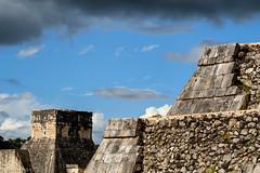 Chichén Itzá (oeyvind) Tags: mayan templodekukulkán pirámidedekukulkán chichénitzá yucatán mexico mex