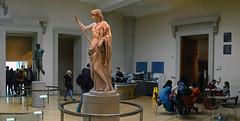 british museum (stusmith_uk) Tags: london bloomsbury britishmuseum statue february 2018