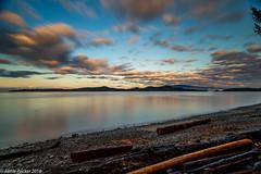 Sunshine Coast BC.jpg (jamiepacker99) Tags: 2018 spring march sunshinecoast bc canada westcoast howesound beach sea logs clouds landscape seascape shoreline canoneos6d canonef24105mmf4lisusmlens