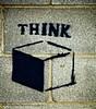 Thinking outside the BLOCKS (Dee Gee fifteen) Tags: blocks art box think
