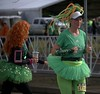 Running Outfits (Scott 97006) Tags: runners ladies woman females redhead outfit costume race
