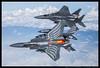 HULKY BREAK (jderden77) Tags: derden aviation airplane aircraft jet usaf airforce flying flight strikefighter f15 f15e strikeeagle mudhen 334thfs 334fs 4thfighterwing 4fw seymourjohnsonafb