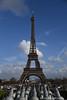 Paris : la Tour Eiffel (CpaKmoi) Tags: france paris champsdemars tour eiffel