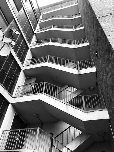 Bermondsey Stairwell
