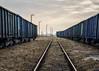 trains 03-2018 (Krzysztof Krr) Tags: sony a6000 nex sel50f18 trains tracks