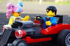 Girls Love a Bad Boy (Gary Burke.) Tags: lego driver girl badboy legofigures minifigures toy legominifigures toys toyphotography legophotography legobricks driving auto hotrod flirt sony a6300 mirrorless sonya6300 parking flirting parkinglot newyork nyc newyorkcity park nycpark alleypondpark bayside alleypond oaklandgardens queens ilovenewyork ny klingon65 gothamist garyburke tourism touristattraction nycdetails nyctravel city iloveny citylife ilovenyc cityliving outside outdoor crusing fun macro car