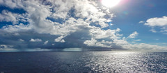 ... I'm on tour again ... (wolli s) Tags: ontour panorama sea ocean see karibik caribean