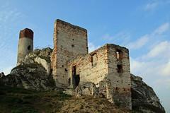 IMG_0979 (Joan van der Wereld) Tags: polishjurassicupland nature naturephotography landscape rock limestone hilly boulder olsztyn castle ruins medieval historical heritage poland south