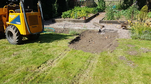 Garden Design and Landscaping Altrincham Image 17