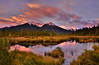 Autumn morning (NUNZG) Tags: canadian rockies alberta landscape nature sunrise mountains clouds outdoor river lakes banff