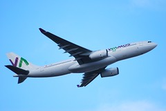EC-MNY A330-243 Wamos Air (corrydave) Tags: 261 a330 a330200 wamos madrid ecmny